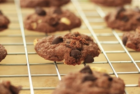 香浓燕麦饼干的制作方法(图)