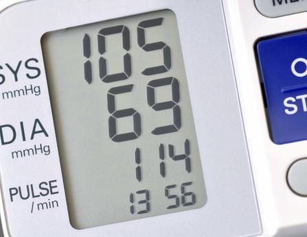 欧姆龙腕式电子血压计