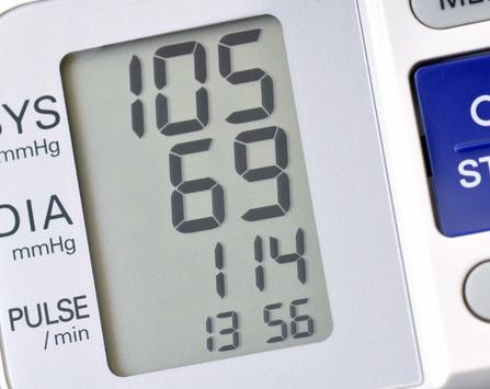 爱安德腕式电子血压计