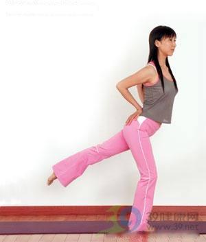 五个动作教你如何瘦腿瘦腰