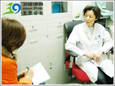 中日医院经燕专家帮您度过难熬更年期