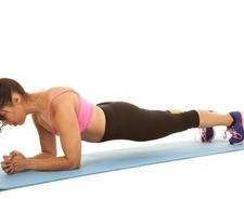 做俯卧撑健身的正确姿势