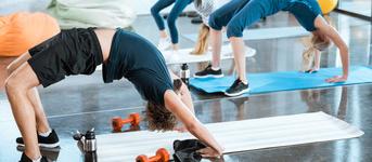 国外推出改良俯卧撑 健身效果更佳