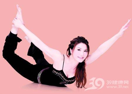 瑜伽体式:弓式