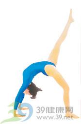瑜伽体式:拱门式