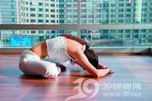瑜伽体式:龟式