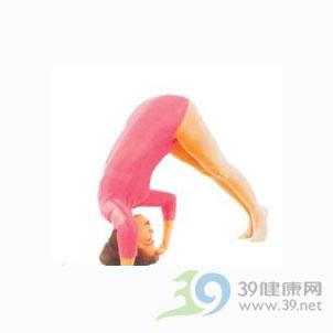 瑜伽体式--头顶式