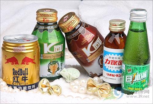 5款抗疲劳保健饮品横评