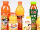 6款果肉果汁对比评测
