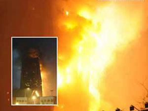 央视大楼火灾3大元凶