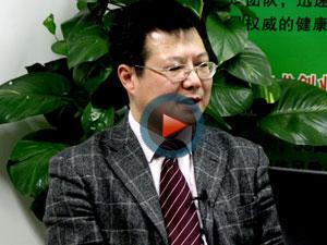 北京地坛医院副院长、著名乙肝防治专家成军教授