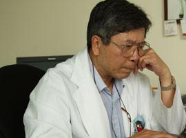 鼻咽癌首席专家卢泰祥 谈鼻咽癌诊治60载