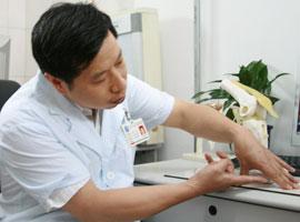 张文涛主任讲解关节镜治疗足跟痛