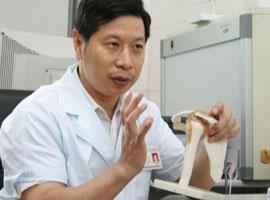 张文涛主任讲解关节镜治疗肩部疾病