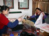 大雪节民间习俗:印年画
