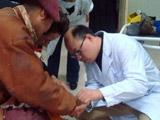 青海地震 我在前线救援