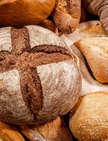 面包也如同超市染色馒头