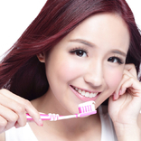 田七牙膏清洁能力