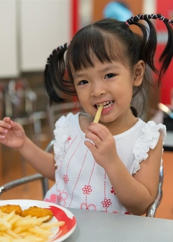 春节儿童健康