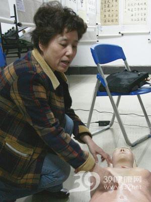 暨南大学附属第一医院急诊科主任俞锐敏:昏迷病人 保证呼吸道通畅最关键!
