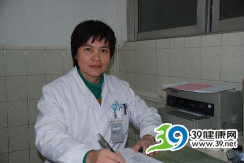 中山大学附属第三医院副主任医师古健:卵巢囊肿并不难治,但就诊时70%已属晚期
