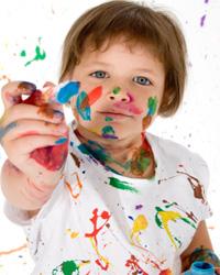 两岁宝宝最适合学习画图画
