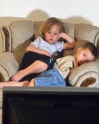 学龄前儿童看电视十忌