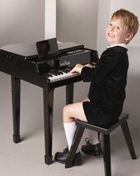 如何让宝宝学钢琴有动力?