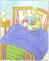 孩子何时开始看书合适?