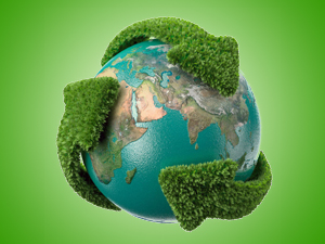 倡导绿色消费 支持绿色生产 共建绿色家园
