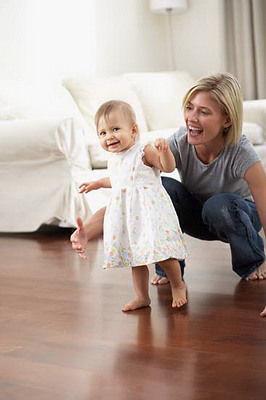 宝宝学走路有自己的时间表