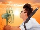 小暑节气到 教你如何正确使用电风扇
