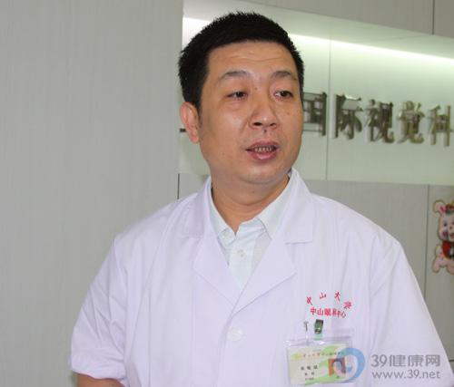 中山眼科中心余敏斌教授:低视力患者不要放弃康复机会
