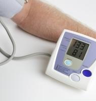 10款全自动血压计横测