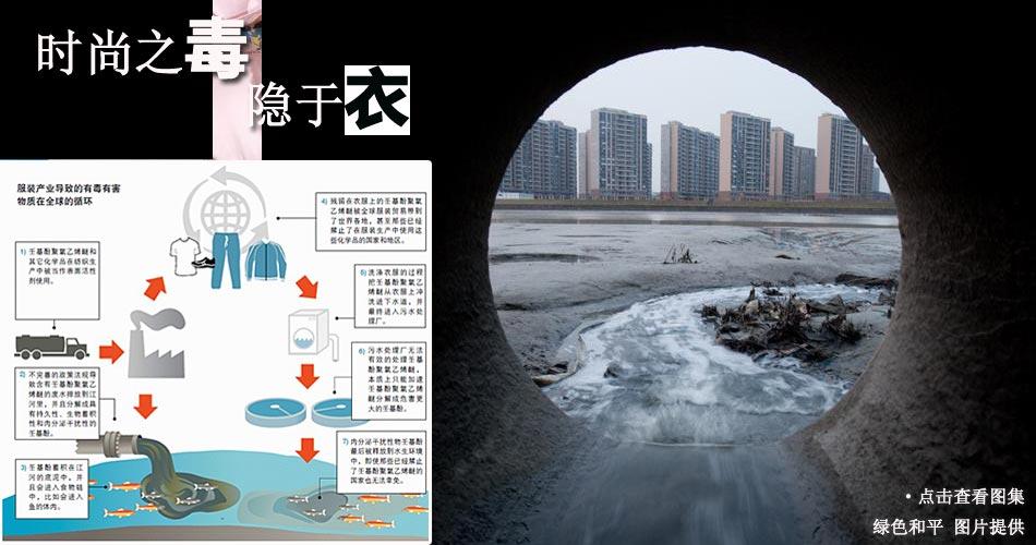 时尚之毒:全球服装品牌的中国水污染(点击进入图集)