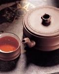 暑天饮服中药茶清热排