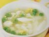 蛋蓉菜花汤