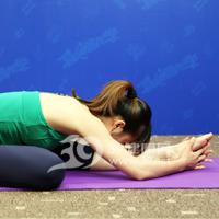 身印式压腿瑜伽操 产后快速瘦腿