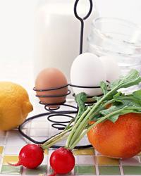 你知道餐桌上的美白食品吗?