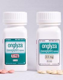 糖尿病降糖药:沙格列汀(安立泽)