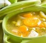降脂食谱之百合芦笋汤