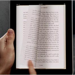 电子书易致健忘