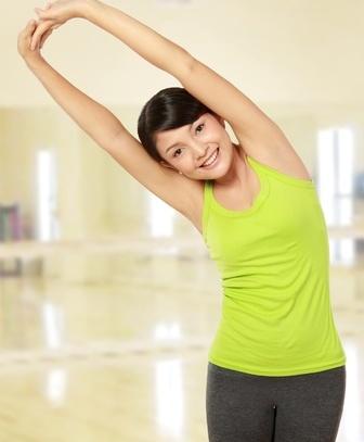腰部减肥的三个秘诀 迅速瘦腰2cm