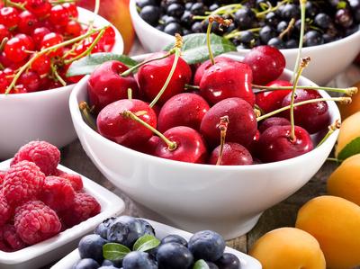 女性多吃红色食物养生又养颜