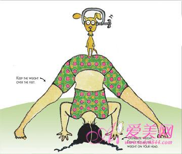 教你7日速效瘦身瑜伽