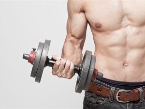 男人想练出诱人胸肌,怎样练最快?