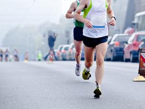 马拉松与心脏