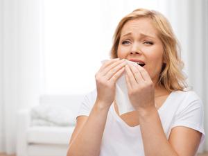 过敏性鼻炎