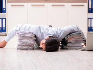 懒得起床?懒得干活?你可能体虚