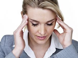 压力大会导致白头发?